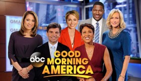 We Were on Good Morning America!