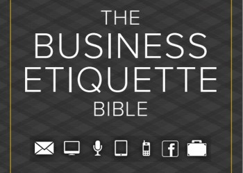 New Book: The Business Etiquette Bible!